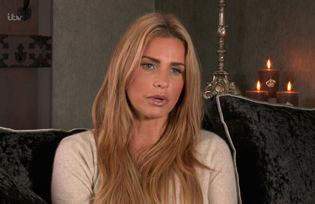 Katie Price's son Harvy is diagnosed with autism, blindness and Prader-Willi syndrome, is keen to meet other families caring for children requiring round-the-clock care. Katie met the Harrisons and their son James for 'This Morning' Broadcast on ITV1 HD