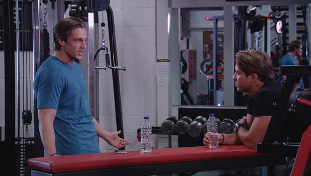 TOWIE episode to air 7 Oct 2015 Lewis talks to Lockie