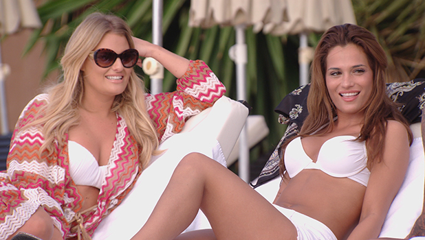 TOWIE episode to air 7 Oct 2015 Nicole Bass and Danielle Armstrong