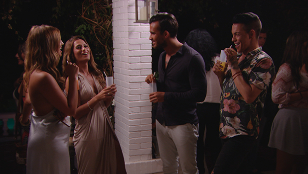 TOWIE episode to air 7 Oct 2015 Nicole Bass and Michael Hassini