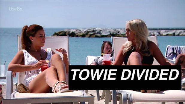 TOWIE Divided - Bobby's column