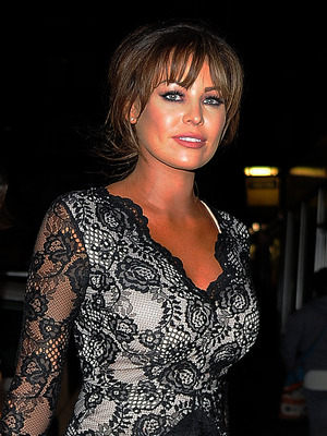 TOWIE's Jessica Wright at the Binky x In The Style launch party at Libertine Club - 16 October 2015.