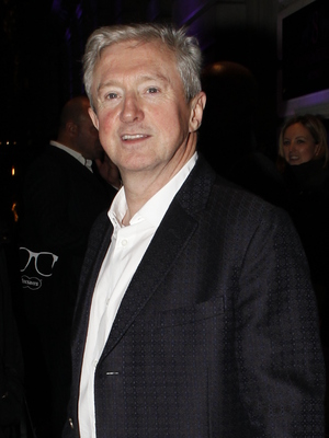 Louis Walsh at the Specsaver of the Year Awards 2015. 6 October 2015.
