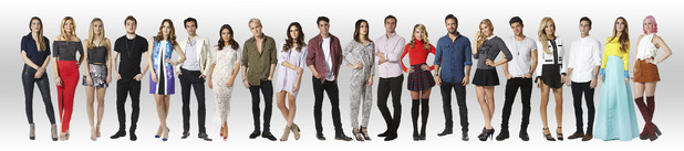 Made In Chelsea, Mon 19 Oct