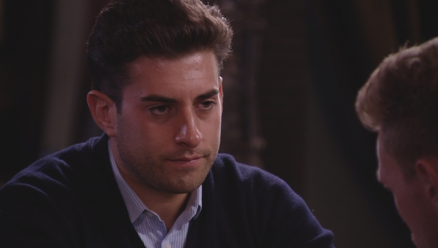 Arg pours his heart out to Tommy, 18 October 2015
