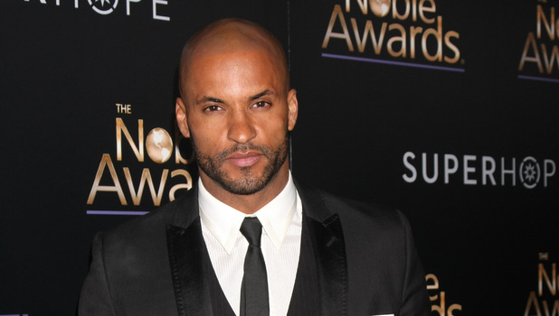 Ricky Whittle at the 3rd Annual Noble Awards at the Beverly Hilton Hotel - 27 February 2015.