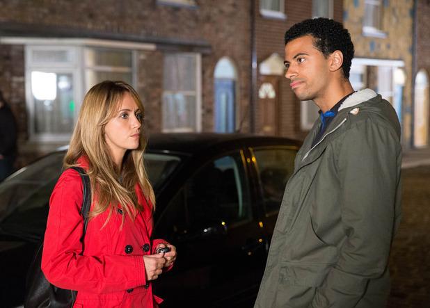 Corrie, Maria gives Luke an ultimatum, Fri 16 Oct