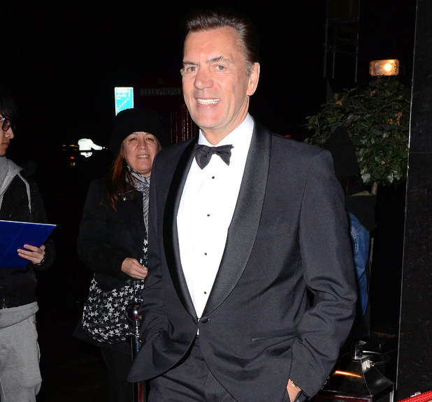 Duncan Bannatyne, Helping Hands Fundraising Gala at the Park Lane Hotel, Piccadilly, London 24 March
