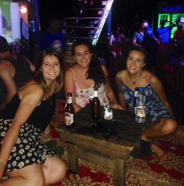 Ting Tong Bar, Lonely Beach Koh Chang, Thailand. 13/10/15