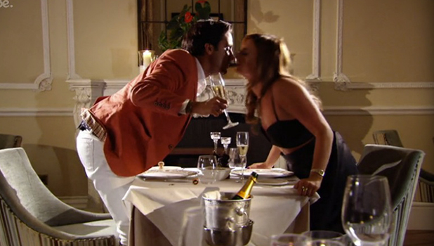TOWIE episode aired 14 Oct 2015: Liam and Ferne's date