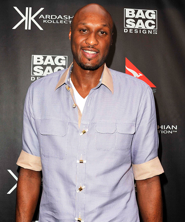 Lamar Odom Kardashian Kollection handbag launch at Hugo's Sydney, Australia - 02.11.11