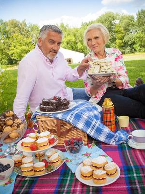 The Great British Bake Off - Masterclass, BBC2, Fri 23 Oct