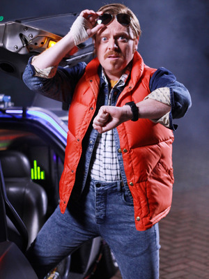 Keith Lemon's Back t'Future Tribute, ITV2, Wed 21 Oct