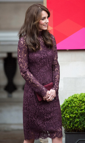 Kate Middleton - State Visit of the President of The People's Republic of China - 21 October 2015.