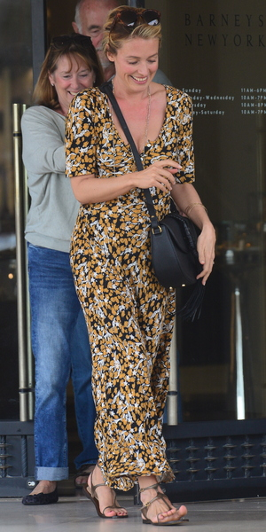Cat Deeley spotted out in LA, 19 October