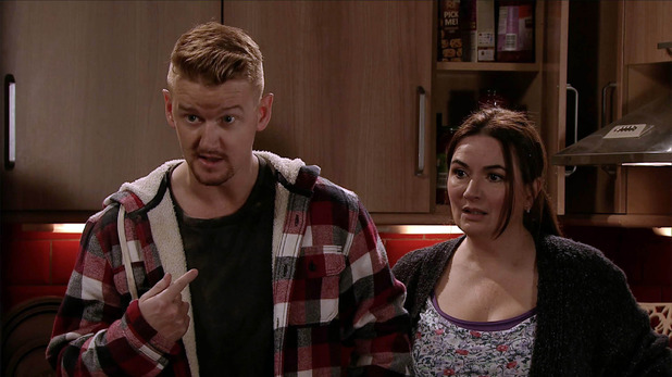 Corrie, Gary made a partner in the gym, Mon 26 Oct