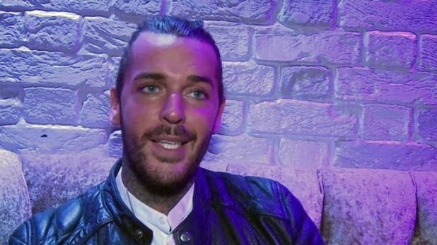 TOWIE's Pete Wicks talks about clearing the air with co-star Jessica Wright. 21 October 2015.