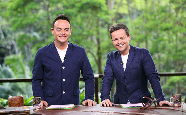 I'm a Celebrity...Get Me Out of Here! Ant and Dec - promo pic.