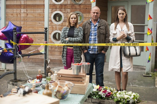 Hollyoaks, Dr S'Avage is dead, Wed 21 Oct