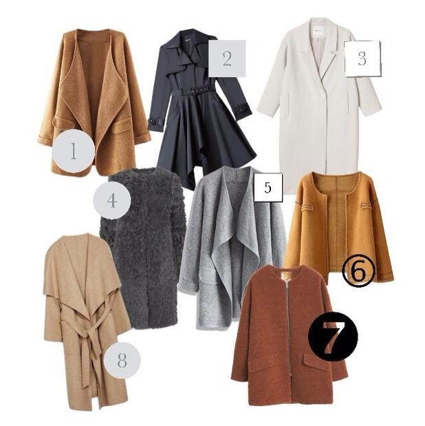 Brooke Vincent Blog: Autumn coats