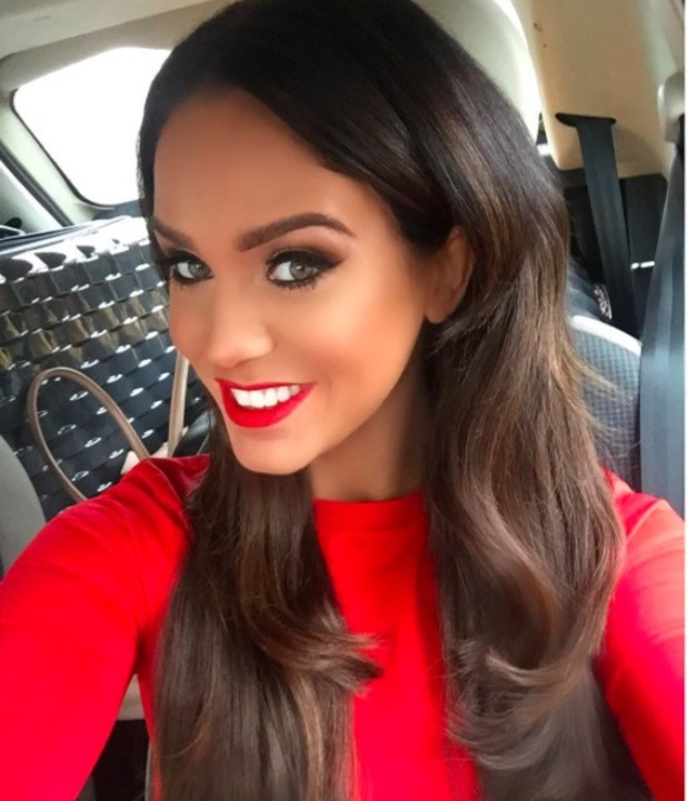 Vicky Pattison looks gorge in new selfie, 23 October 2015.