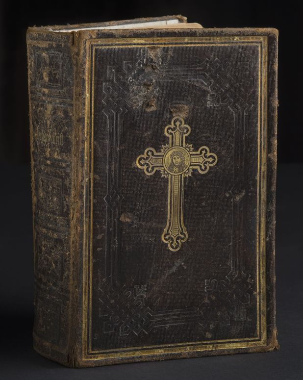 400-year-old Bible encouraging adultery set to sell for £15000