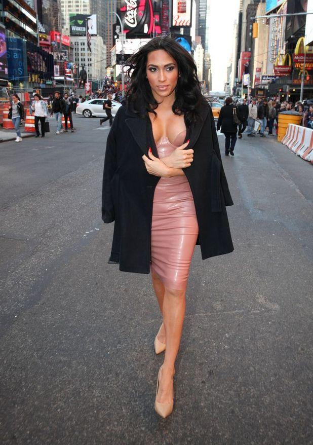 Thalia Almodovar looks like Kim K