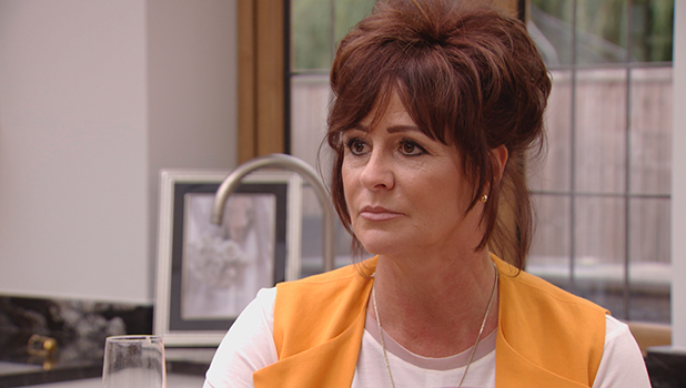 TOWIE episode to air 25 October 2015 Chloe Lewis' mum