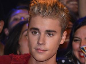 Justin Bieber at The 2015 MTV EMAs - 25 October 2015.