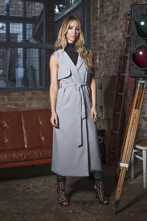 Lauren Pope's new autumn/winter In The Style collection launches, October 2015