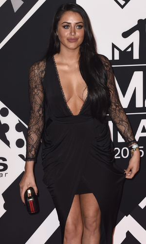 Marnie Simpson, The 2015 MTV EMAs (European Music Awards) held at the Mediolanum Forum in Milan, Italy 25 October