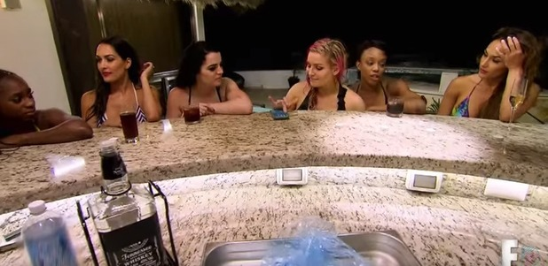 Paige admits she doesn't want to get married to her co-stars, Total Divas 26 September