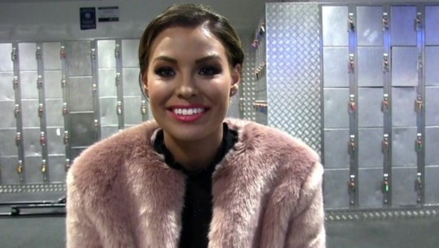 TOWIE's Jessica Wright speaks about Pete Wicks in new video - 25 October 2015.