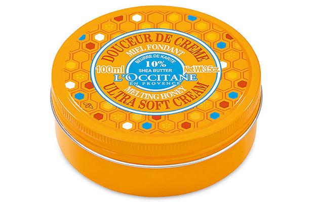 L'Occitane Melting Honey Ultra Soft Cream £18, 26th October 2015