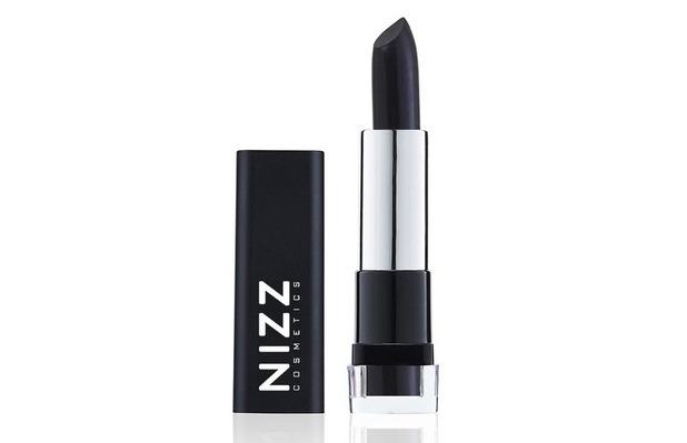 Nizz Cosmetics Lipstick in Noir Black £9.99, 29th October 2015