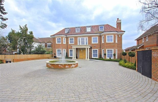 X Factor finalists £7 million house in Barnet, North London
