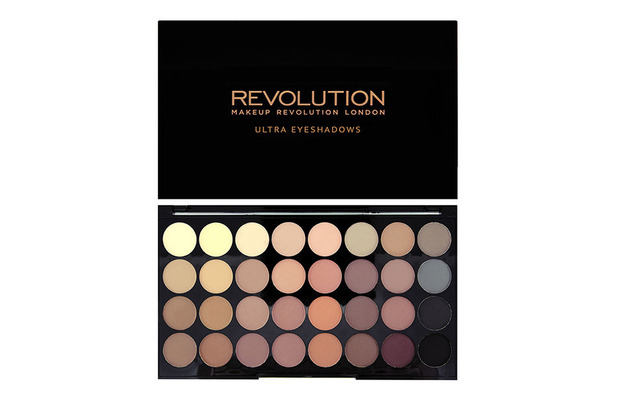 Makeup Revolution Ultra 32 Shade Palette Flawless Matte £8, 28th October 2015
