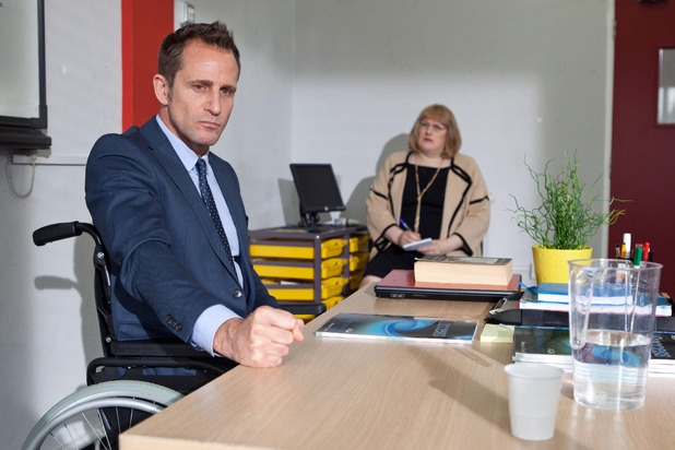 Hollyoaks, Patick and Mrs St Claire, Thu 29 Oct