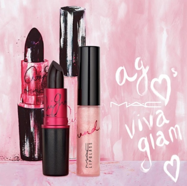 ... Grande is M.A.C Cosmetics' new Viva Glam girl! - Beauty News - Reveal