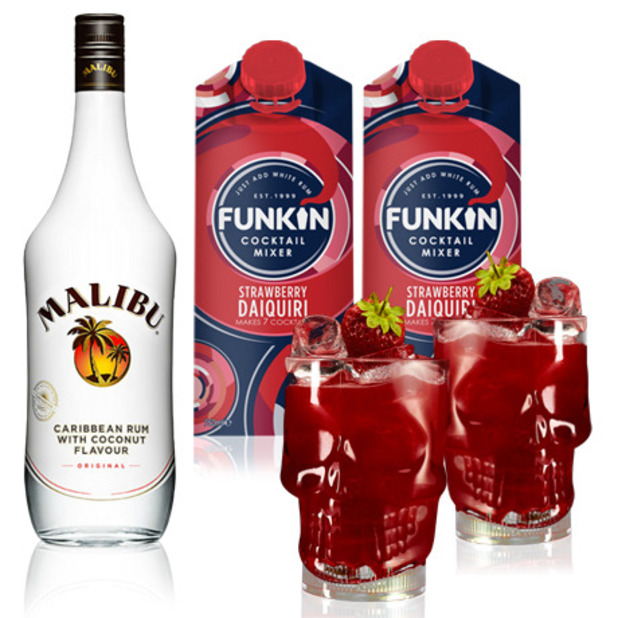 Funkin Cocktails Mali-Boo Halloween Cocktail