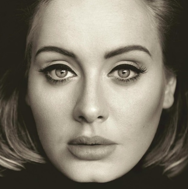 Adele is back! October 2015.