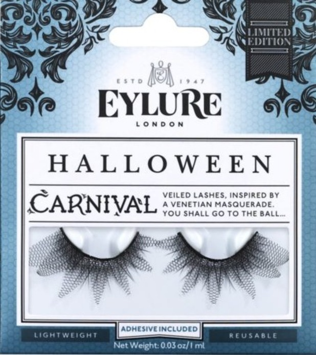 Eyelure Halloween Carnival Lashes, Boots