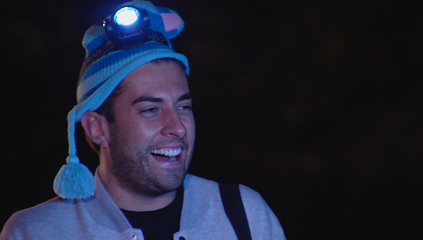 TOWIE episode to air 28 Oct 2015 Arg 'kidnapped' to go camping