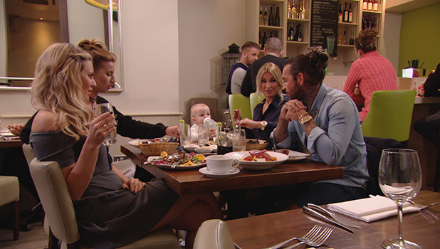 TOWIE episode to air 28 Oct 2015 Pete wins over Nelly while lunching with the girls
