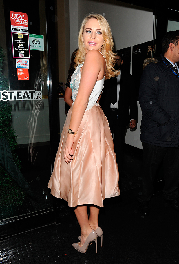 Elbrook Gala Dinner, held in South West London Lydia Bright, 29 Oct 2015
