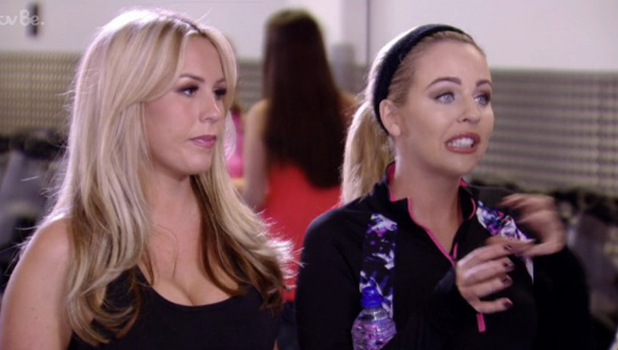 TOWIE episode to air 28 Oct 2015 Lydia talks about Chloe and Jake