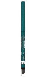 Rimmel Exaggerate Liquid Eyeliner in Emerald Green