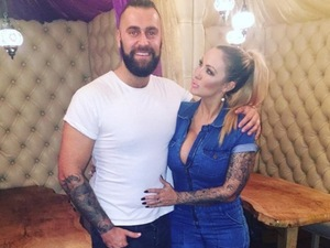 Jodie Marsh reveals she is now mum to step-daughter after marriage