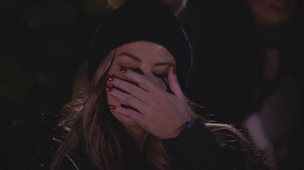 TOWIE: Jess gets upset over Pete. Episode airs: Wednesday 4th November