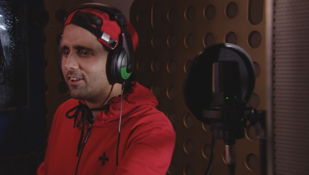 TOWIE: Liam Blackwell raps about Ferne McCann. Episode airs: Wednesday 4 November 2015.
